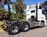 2018 MERCEDES-BENZ ACTROS 2653 CLASSIC SPACE null null White