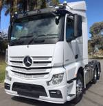 Mercedes-Benz Actros 2653 Classic Space