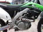 2015 Kawasaki KX450F BLACK