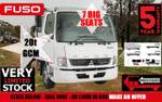 Fuso Fighter 1024 Crewcab 20TGCM **ready FOR Immediate Delivery**