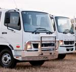 2017 FUSO FIGHTER 1024 CREWCAB 20TGCM **READY FOR IMMEDIATE DELIVERY** null null null