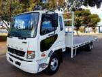 Fuso Fighter 1024 Man.traytop Reduced TO Just $74,990