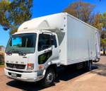 2018 FUSO FIGHTER 1424 XLONG null null null