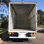 2018 FUSO FIGHTER 1024 ** 10 PALLET TAUTLINER null null null