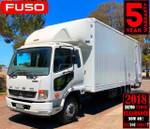 Fuso Fighter 1424 BIG Pan! BIG Payload! Small Price?