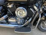 2008 Yamaha XVS1100A V-STAR CLASSIC Black