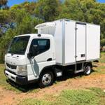 2018 FUSO CANTER 515 +2 YEAR FREE SERVICING 2018 PLATED TRUCKS* null null White