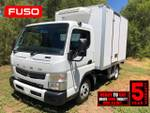 Fuso Canter 515 MAN Wide CAB TRS Fridge & 240V ST/BY Ready TO GO