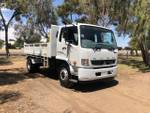 2018 FUSO FIGHTER 1627 MAN 270HP 16T GVM READY NOW! null null null