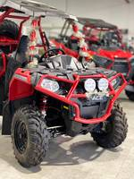2018 POLARIS ACE 500 Indy Red