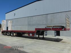 Krueger 45FT Dropdeck With Ramps