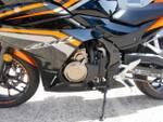 2016 Honda CBR500R black