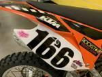 2013 Ktm 85 SX SW Orange