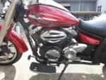 2014 YAMAHA XVS950A Red