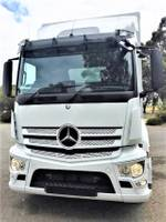2018 MERCEDES-BENZ ACTROS 2635 THE RIGID RANGE IMPRESS **READY NOW** null null White