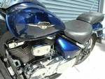 2009 Suzuki VL800 (BOULEVARD C50) Blue
