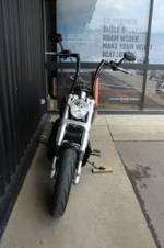 2013 Harley-davidson VRSCF MUSCLE Midnight Black/Brilliant Silver
