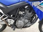 2007 Yamaha XT660X Blue