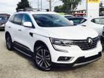 2018 Renault Koleos Intens HZG White