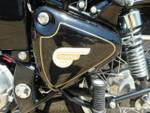 2016 Royal Enfield CLASSIC 500 BLACK