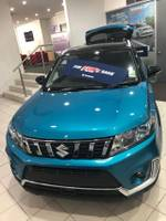 2018 Suzuki Vitara LY Series II Blue