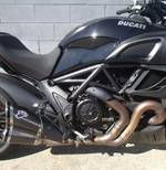 2012 DUCATI DIAVEL Black