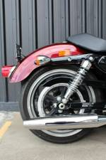 2014 Harley-davidson XL883L SUPER LOW Mysterious Red/Cayenne