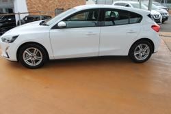 2019 Ford Focus Trend SA MY19.75 FROZEN WHITE