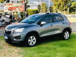 2015 HOLDEN TRAX LS TJ MY15 GREY