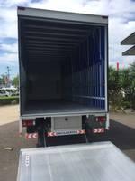 2018 Isuzu FSR 140/120-260 XLWB Curtainsider amp Loader