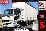 Fuso Fighter 1024 Built Ready 10 Pallet Tautliner