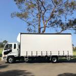 2018 FUSO FIGHTER 1024 TAUTLINER 2T TAILGATE UNBELIEVABLE DEALS ON NOW null null null