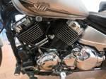 2014 Yamaha XVS650 V-STAR CUSTOM Silver