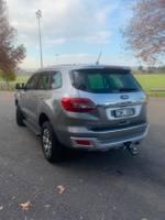 2018 Ford Everest Trend UA MY18 4X4 Dual Range Silver