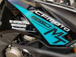 2018 CFMOTO 650MT null null Blue