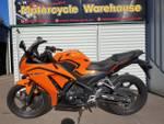 2016 HONDA CBR300R ABS (CBR300RA) null null Orange