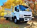Fuso Canter 918 Xxlwb 5SP.MAN. Beavertail