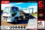 "Fuso Fighter 1124 LWB MAN  Steel Susp  ""ready TO GO"