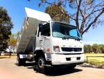 Fuso Fighter 1627 MT Tipper **fuso 5 Year Business Benefits**