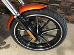 2014 Harley-Davidson FXSB SOFTAIL BREAKOUT Orange & Black