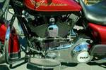 2012 Harley-davidson FLHR ROAD KING Ember Red/Merlot