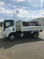 2019 Isuzu NPR 45/55-155 SWB MANUAL TIPPER