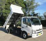 Hino 717 - 300 Series 717 Factory Tipper