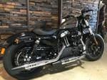 2019 Harley-Davidson XL1200X FORTY-EIGHT SOLID Industrial Gray