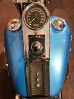 2011 HARLEY-DAVIDSON FAT BOY 96 (FLSTF) null null Blue