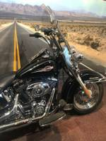 Harley-Davidson Heritage Softail Classic 1584 (flstc)