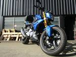 0 BMW 2017 BMW 310CC G310R Blue