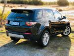 2016 Land Rover Discovery SD4 HSE Luxury Series 5 MY17 4X4 Dual Range BLACK