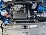 2016 Volkswagen Polo 66TSI Trendline 6R MY16 BLUE