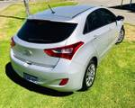 2016 Hyundai i30 Active GD4 Series II MY17 PLATINUM Silver